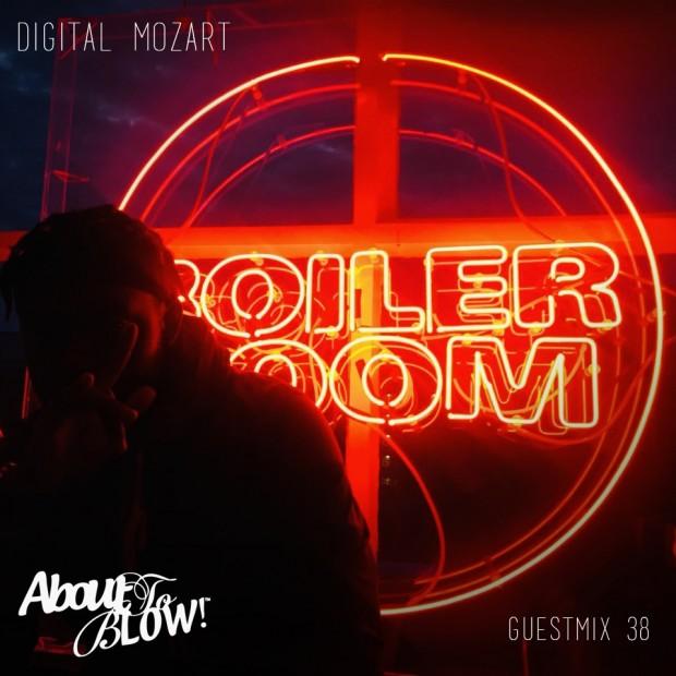 Digital Mozart Guest mix Series