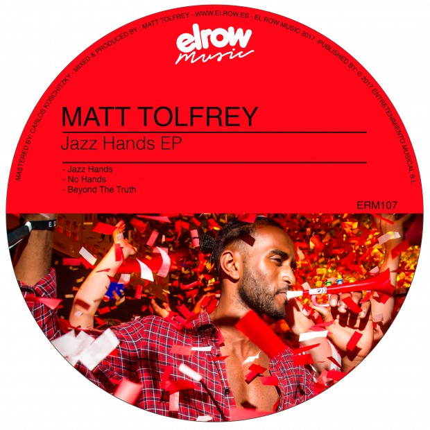 Matt Tolfrey - Jazz Hands EP