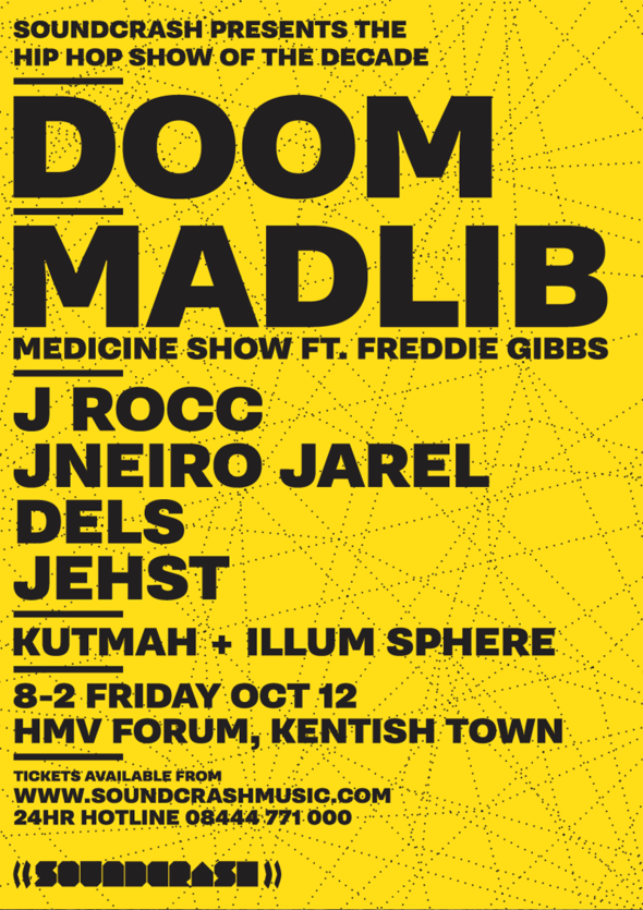 doom-madlib-london-hmv-forum