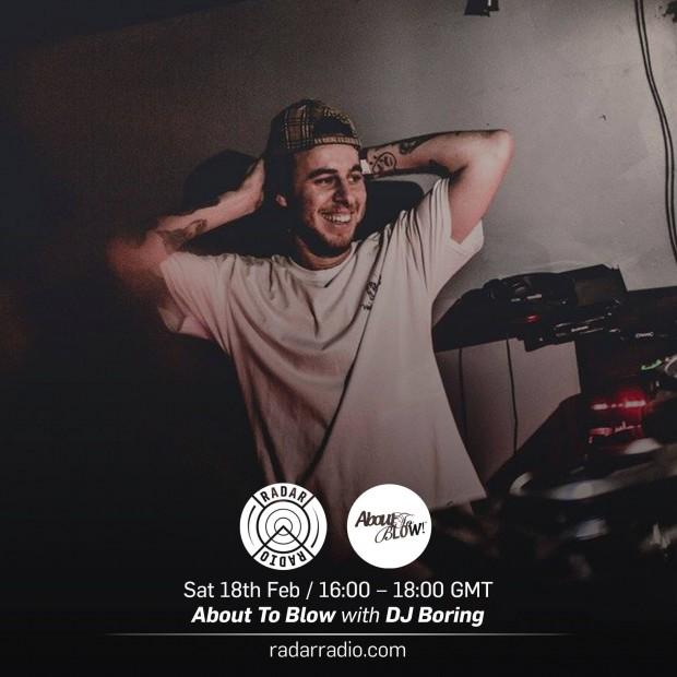 ATB DJ Boring