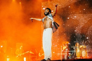 Childish Gambino lovebox 2018