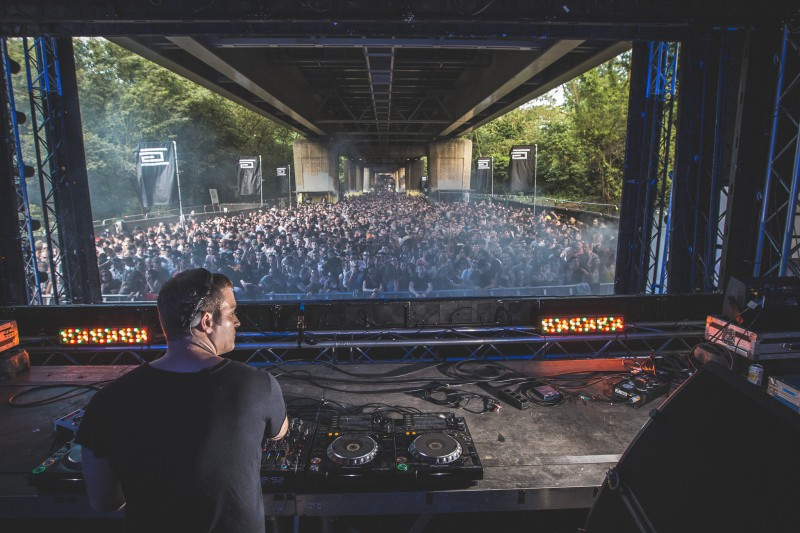 How Junction 2 Became London's Finest Techno Event in a Year