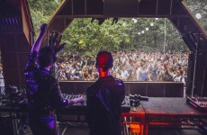 Jaymo & Andy George at Lost Village 2015