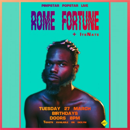 Rome Fortune birthdays