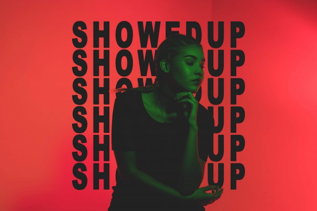 Showed Up Artwork