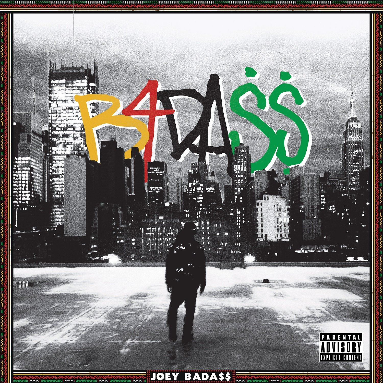 Joey Badass - B4DA$$ [Album Review] | AboutToBlow